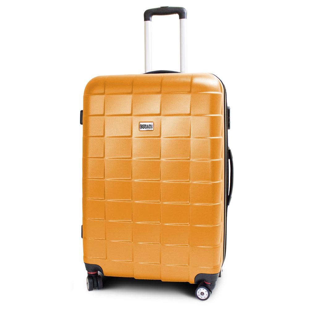 Reisetasche-Hartschalen-Reisetrolley-Groesse-034-XL-034-Reisekoffer-Modell-034-SQUARES-034