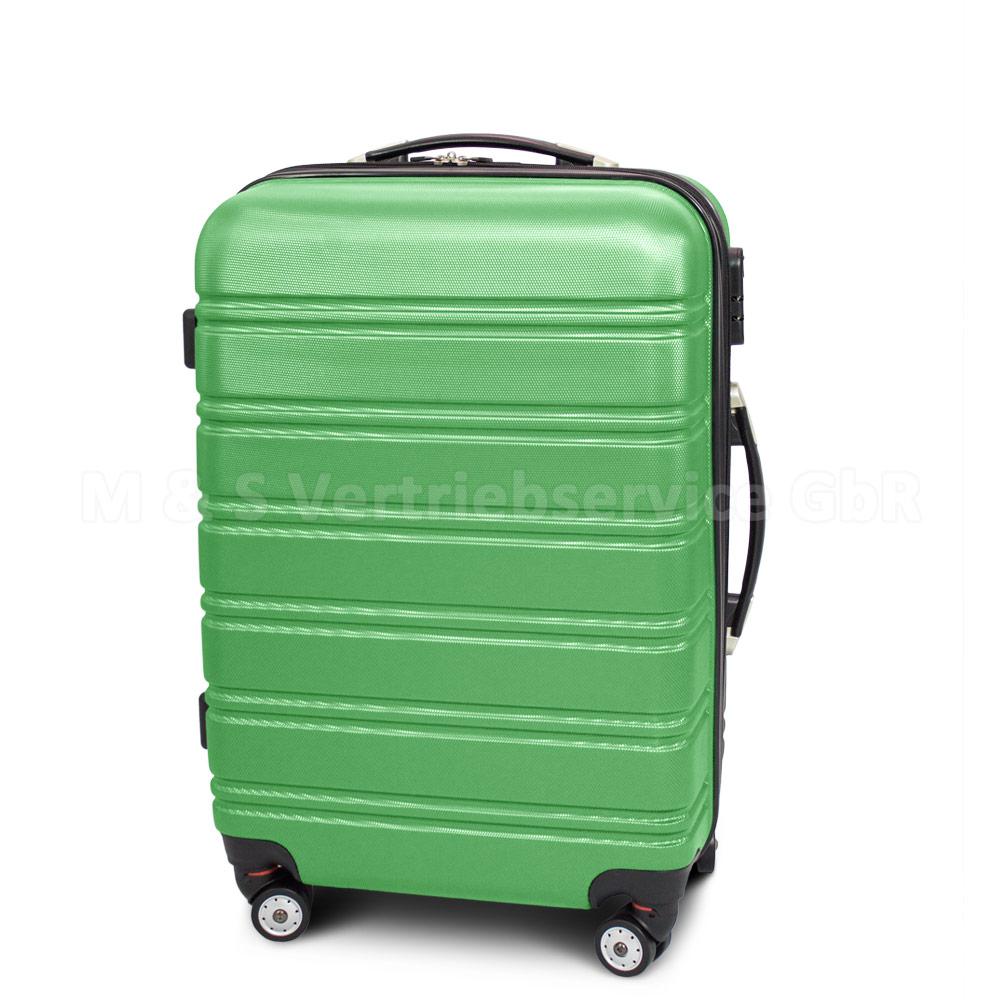 Reisetrolley-ABS-Reisetasche-Hartschale-Groesse-034-L-034-Reisekoffer-Modell-034-LINE-034